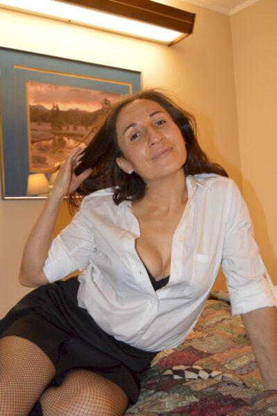 Femme maghrébine de Angers pour du dial et plus