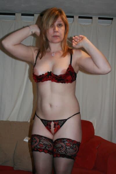 Passez une nuit torride avec une cougar sexy